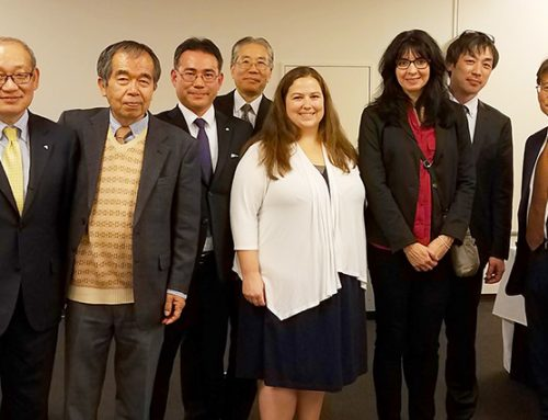 NSHS Accreditation Coordinator Travels to Japan